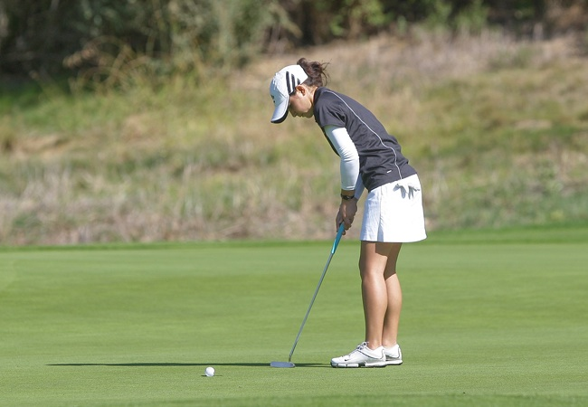 Santa Clara Women's Golfers Playing Well at Almaden