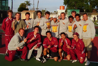 Stags Win Second Straight SCIAC Title