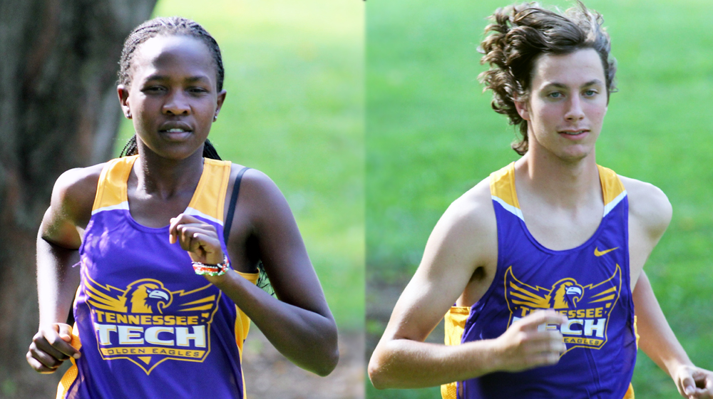 Tech cross country opens 2016 season with Golden Eagle Invitiational presented by Hometown IGA on Saturday