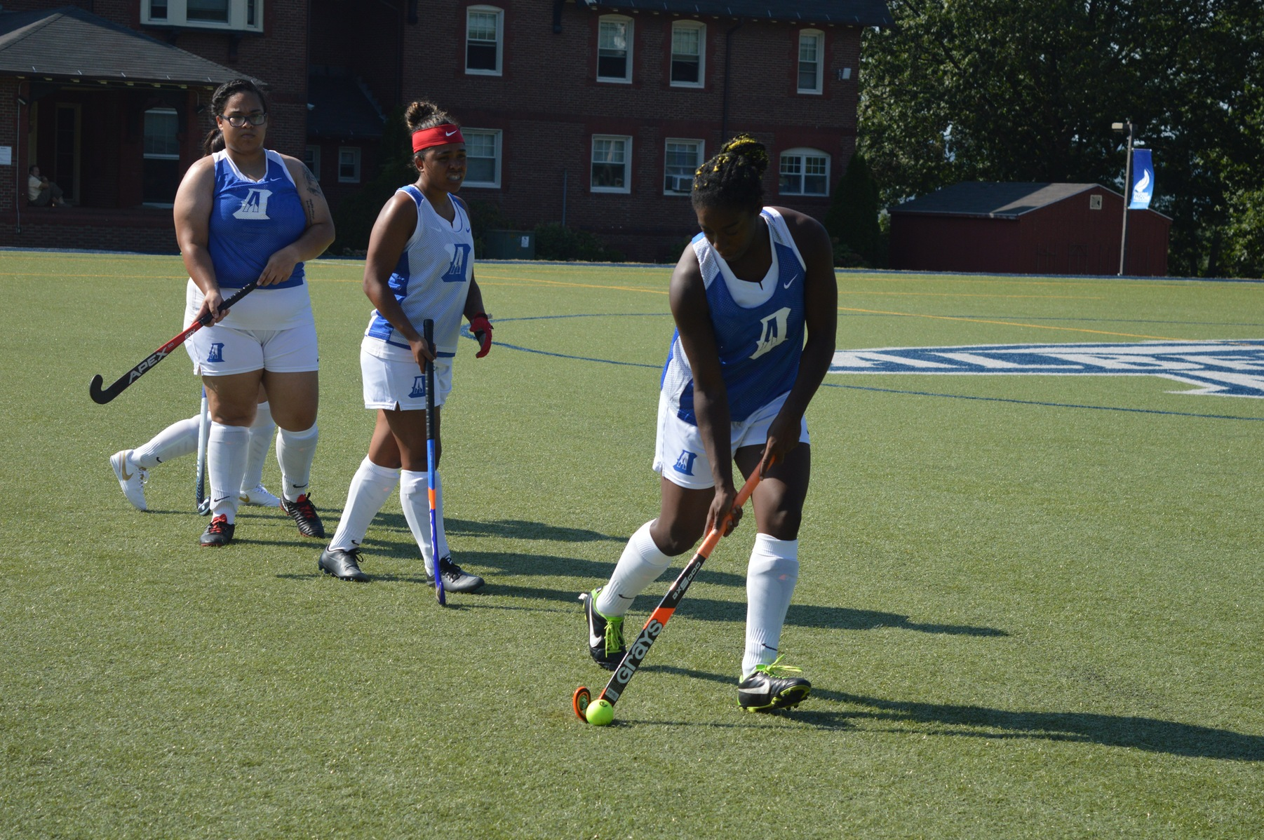 Field Hockey Falls to Gordon College