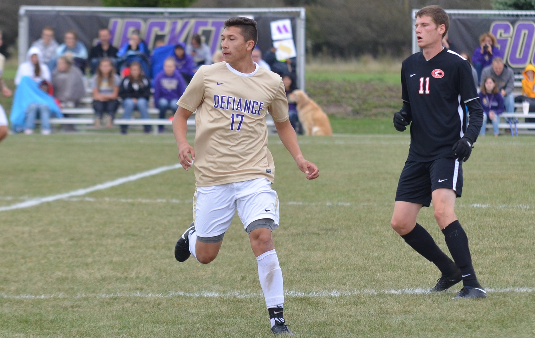 Defiance Earns 4-0 Victory on Second Day of Road Trip