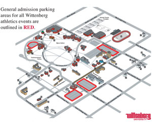 Click for a campus parking map