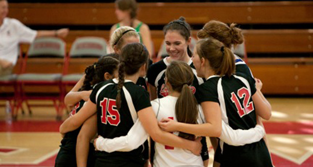 Lynchburg Volleyball Defeats Piedmont, Falls to Maryville