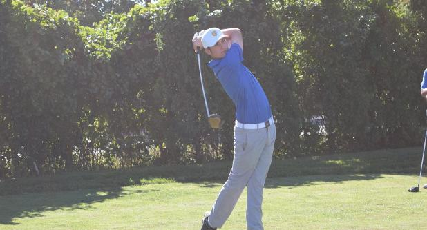 Men's Golf In Seventh After Day One of Duke Nelson