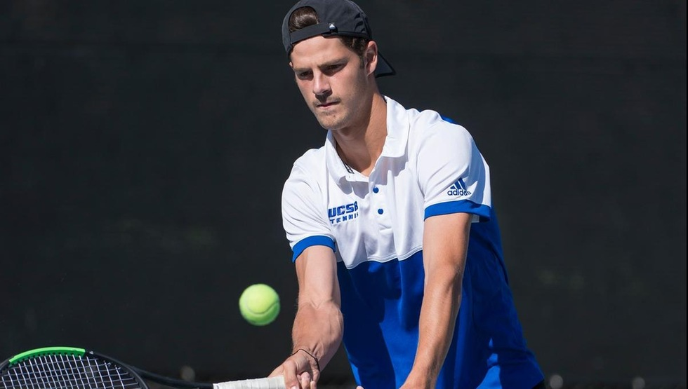 Senior Co-Captain Joseph Guillin Awarded 8th Seed at Oracle/ITA Masters Tournament