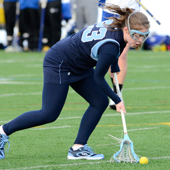 Lacrosse Game Against Westfield State Shifted to WNEC