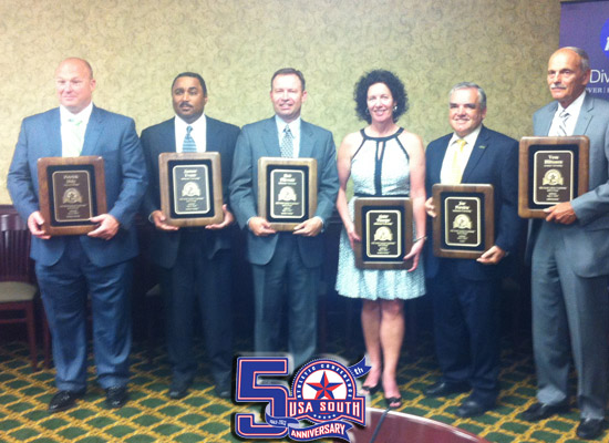 USA South Inducts 2014 Hall of Fame Class (VIDEO INCLUDED)