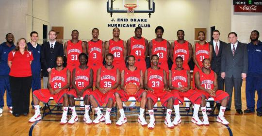 Louisburg College Hurricanes Win 2012 NJCAA Region X Tournament - Louisburg