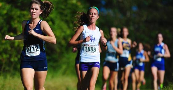 Women's Cross Country Regionally Ranked for Fifth-Straight Week
