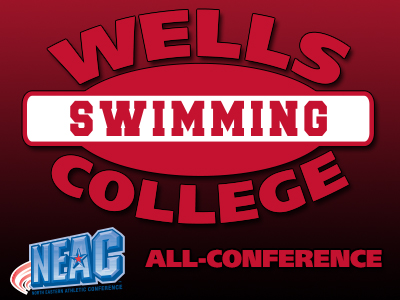 Men's and Women's Swimming All-Conference Teams Announced