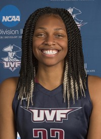 Brown named Association of Division III Independents women's basketball Player of the Week