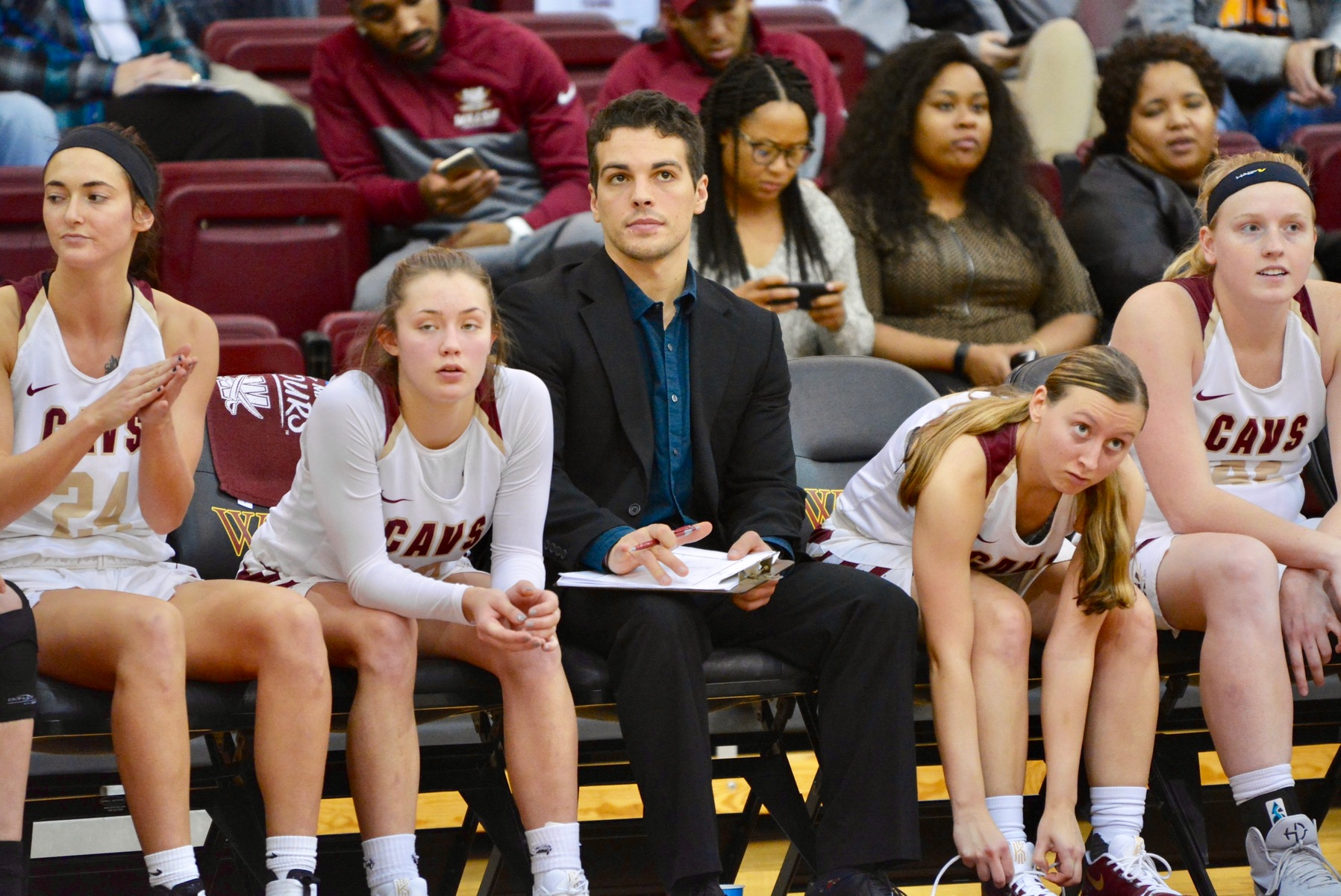 Montello Tabbed as New Women's Basketball Coach