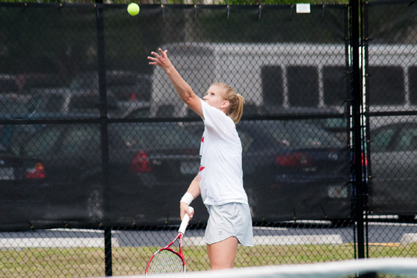 Huntingdon women's tennis beats Agnes Scott for second time this season