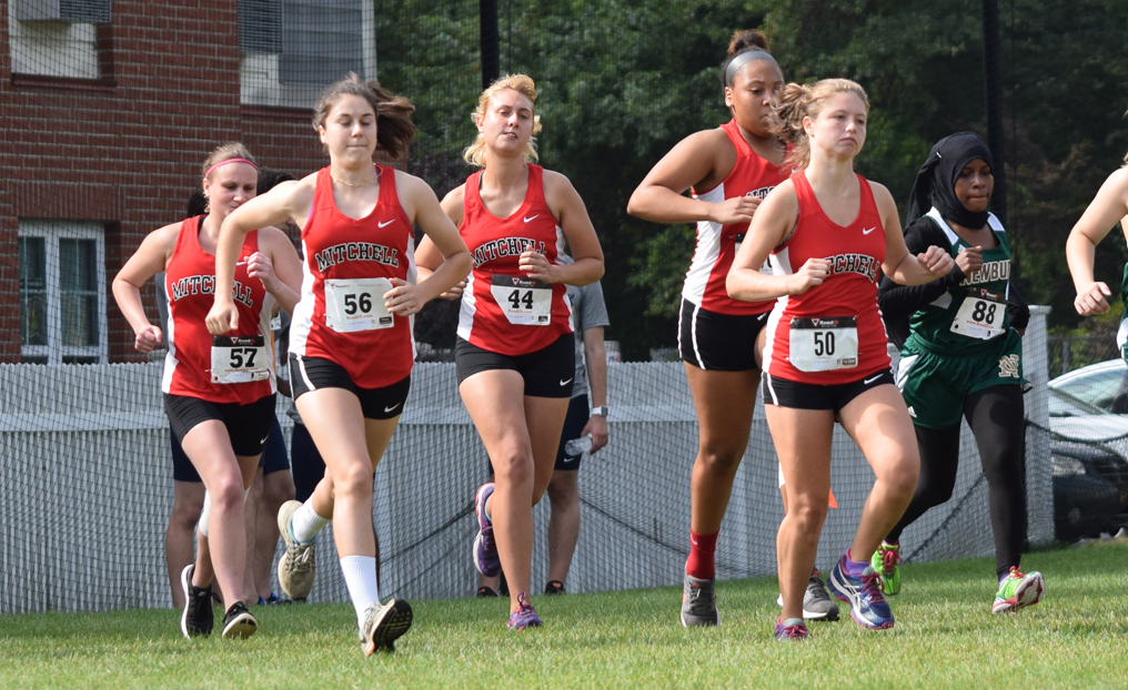 XC Places Seventh at Blazer Invitational