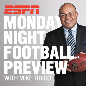 Darrell Green, UMW Athletics Featured on Mike Tirico Monday Night Preview Show