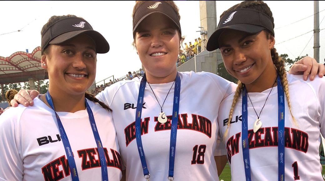 Former Buccaneers Set To Compete In WBSC Women's Softball World Championships