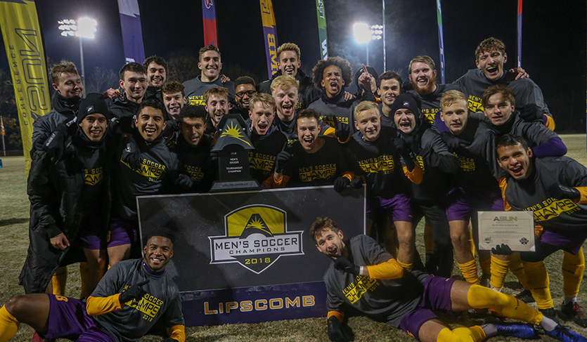 Lipscomb Claims Second-Straight #ASUNMSOC Championship
