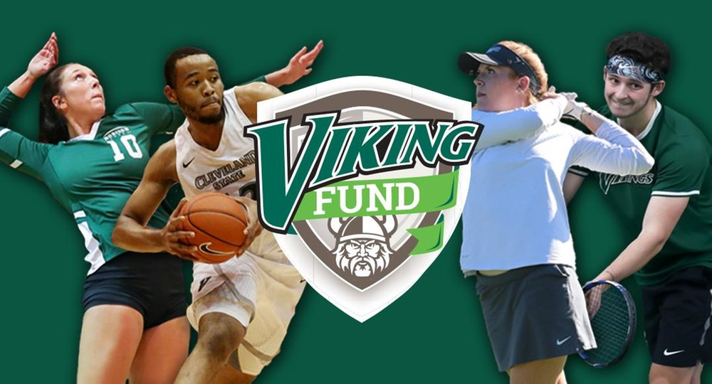 Cleveland State Athletics Unveils Viking Fund