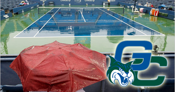 GC Women's Tennis Reschedules Match at #12 Clayton State