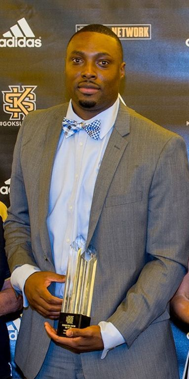 Southern Union's Hill inducted into Kennesaw State Hall of Fame