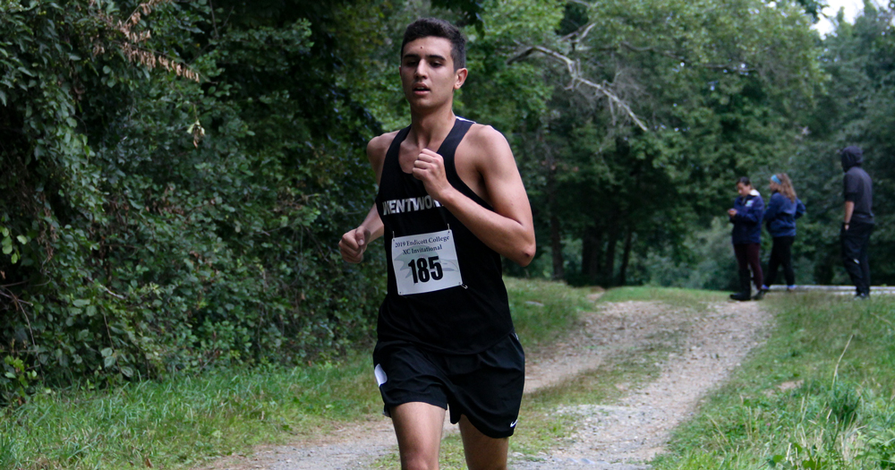 Eight Runners Race for a Personal Best in 46th Paul Short Invite