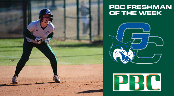 LeRoy Named PBC Freshman of the Week