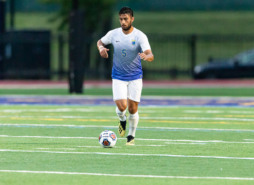 Men's Soccer Blanked by Framingham State