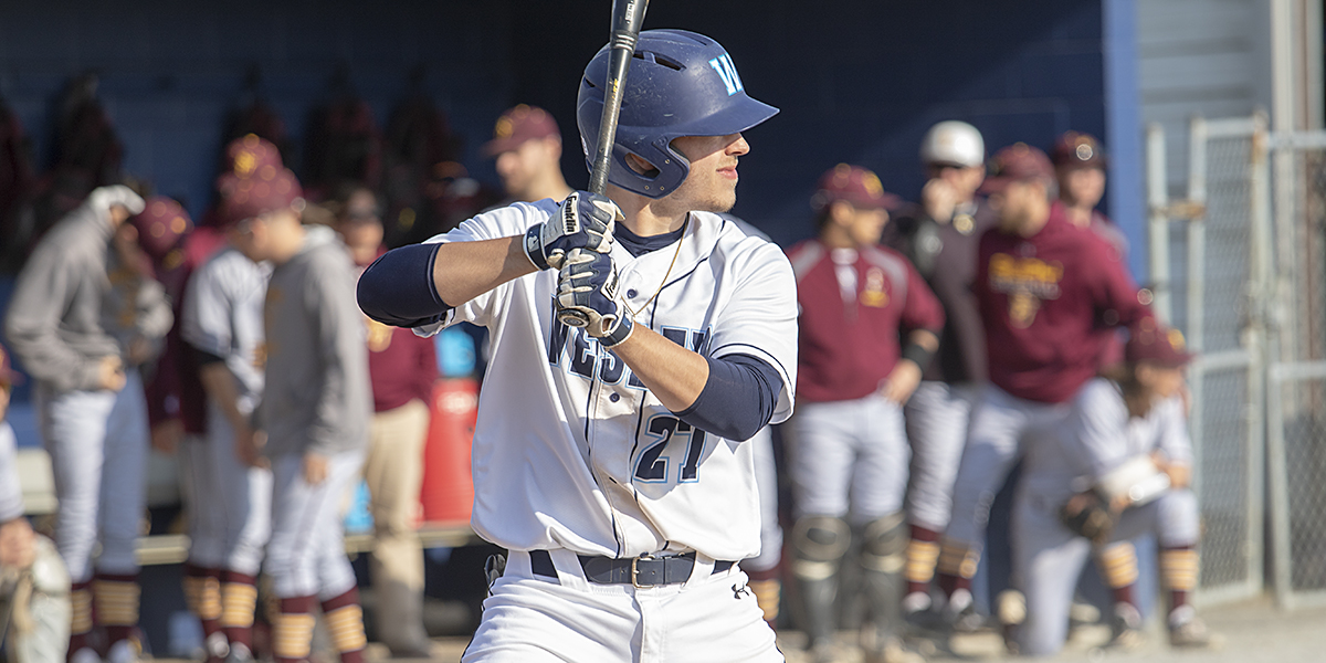 Baseball outlasts St. Mary's on the road