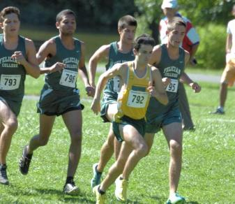 Albano Earns Third Straight Win, Felician Sixth At Lehigh