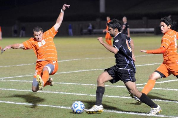 Eagles can't block Tusculum's path, 4-0
