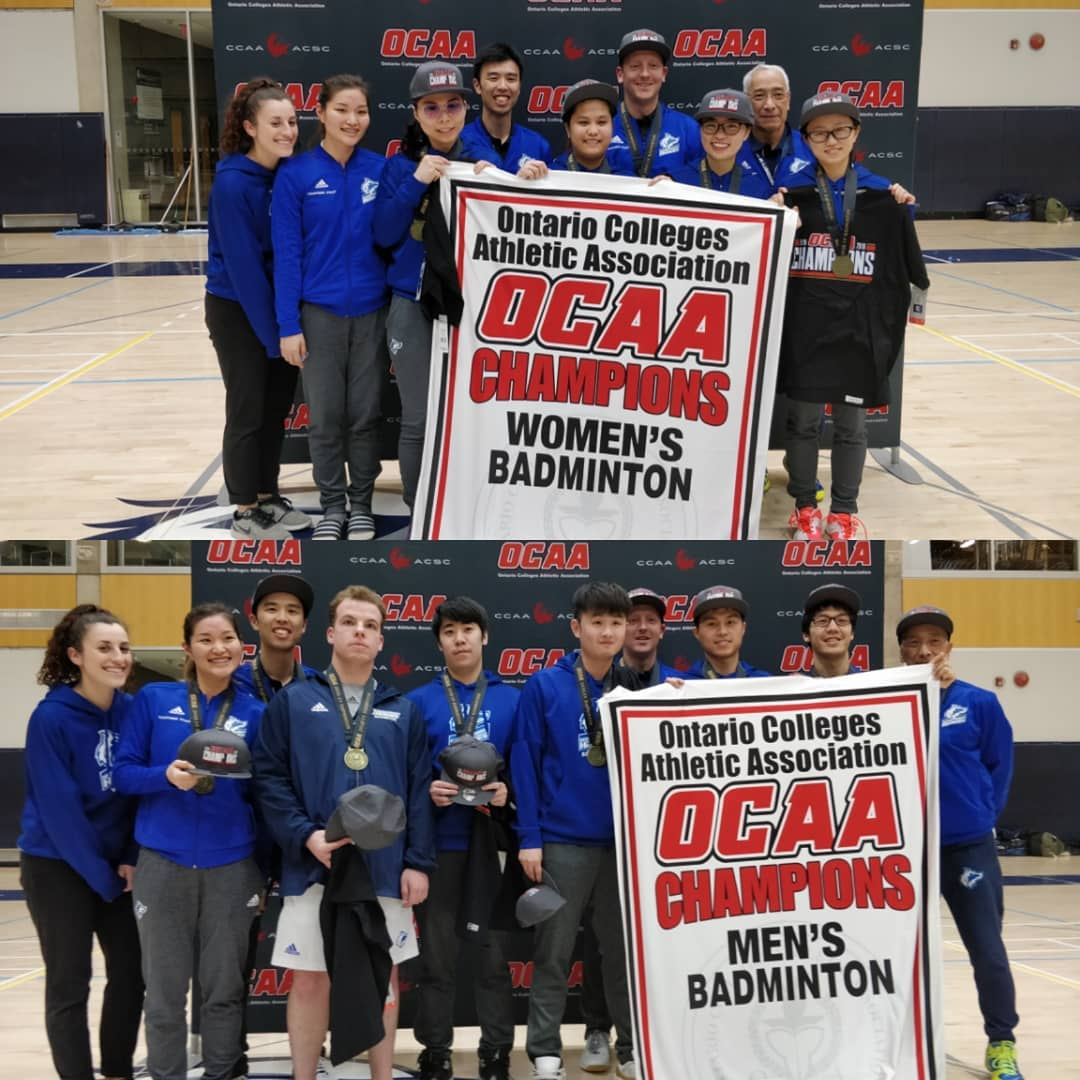 TWICE AS NICE: HUSKIES BADMINTON SWEEP PROVINCIAL TEAM TITLES FOR SECOND STRAIGHT SEASON