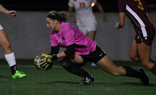 Riffel Nets Two in 4-1 Win over BenU