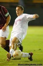 Third-Ranked Men's Soccer Remains Undeated, Bests Stanford