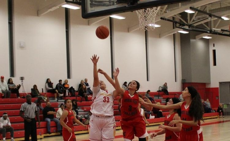 COD Women's Basketball looks ahead after loss to the Eagles, 118-54