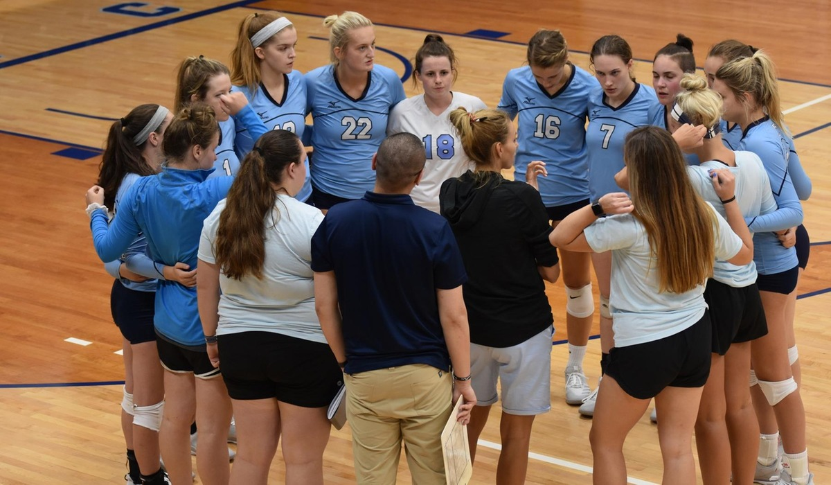 Westminster Volleyball Takes One in Opening Day