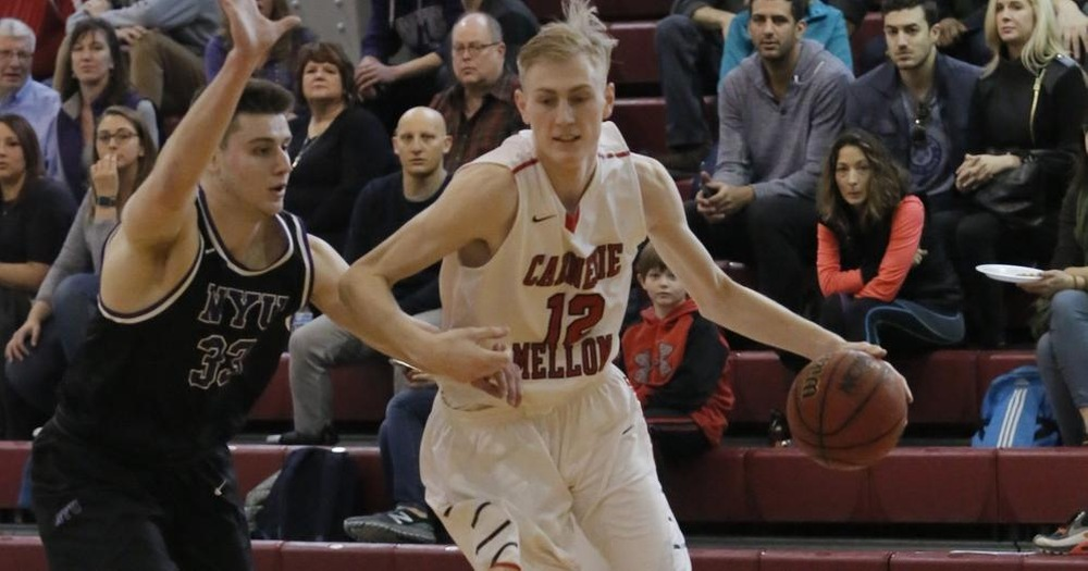 Men's Basketball Ends Season With Setback to Stockton in ECAC Quarterfinals