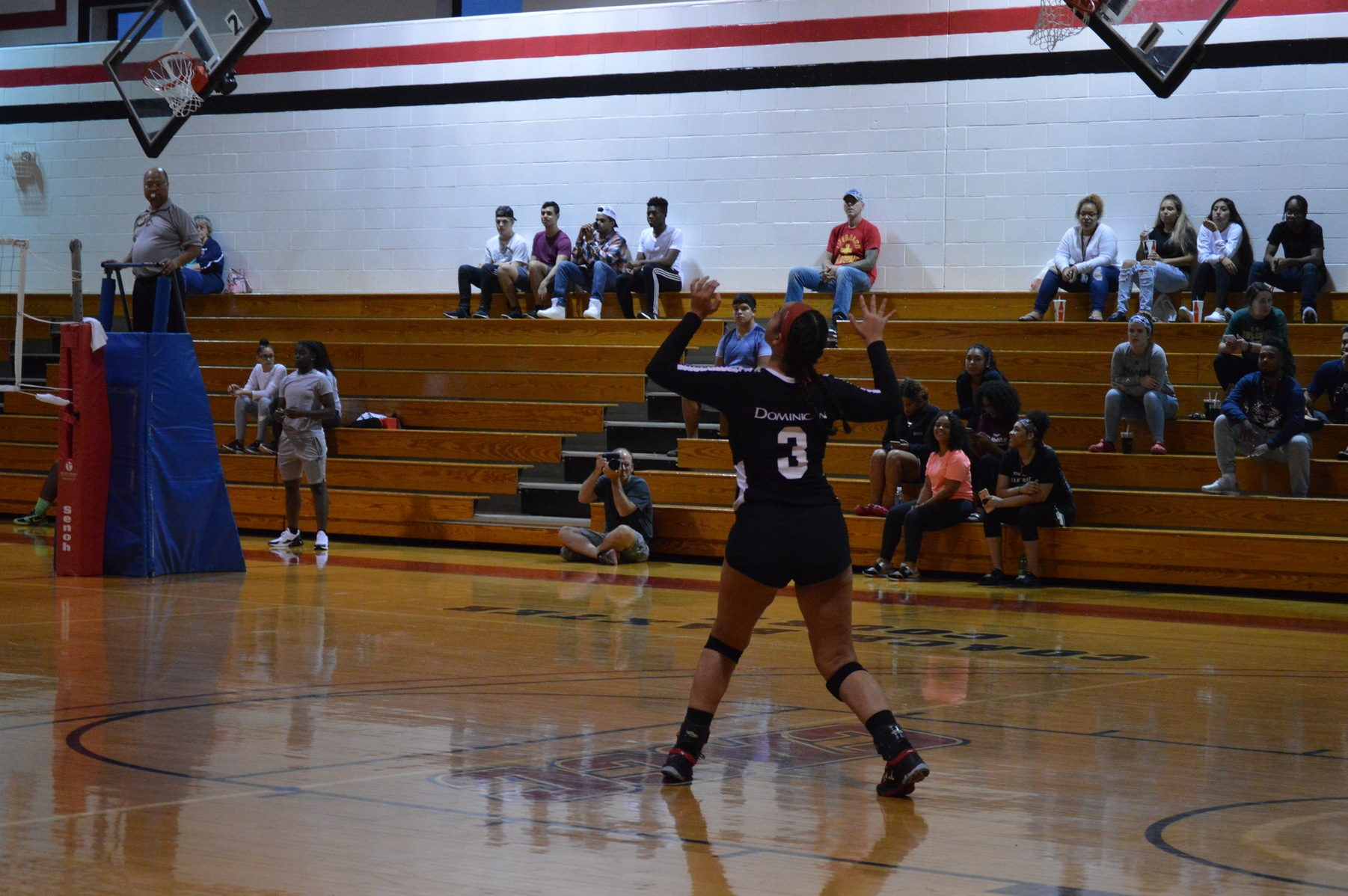 VOLLEYBALL DROPS NON-CONFERENCE MATCH TO MERCY COLLEGE