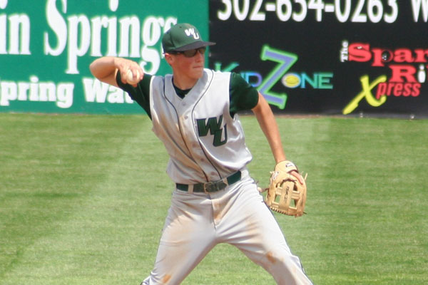 JANNEY, SANCHEZ AND MARSH EARN FIRST BASEBALL AWARDS OF SEASON