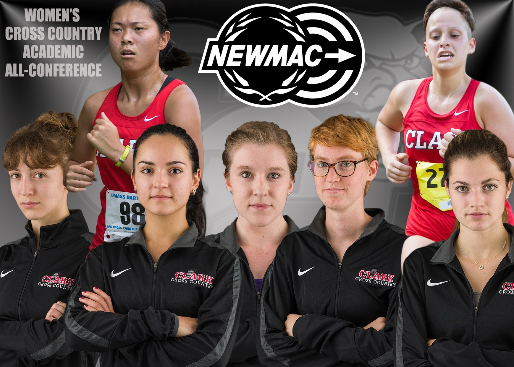 Women's Cross Country Places Seven on Academic All-Conference List