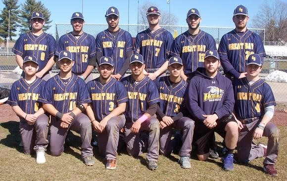 Ups, downs for Great Bay CC in school's first baseball season