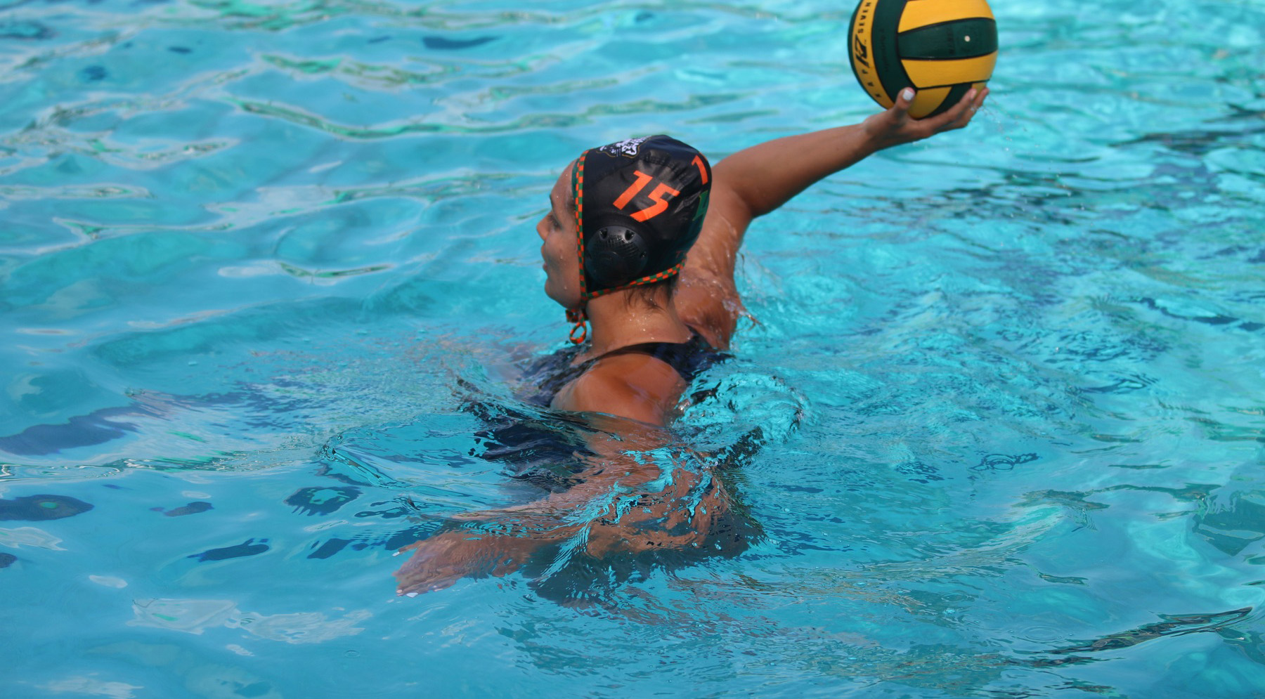 Women's Water Polo earns huge win at Whittier