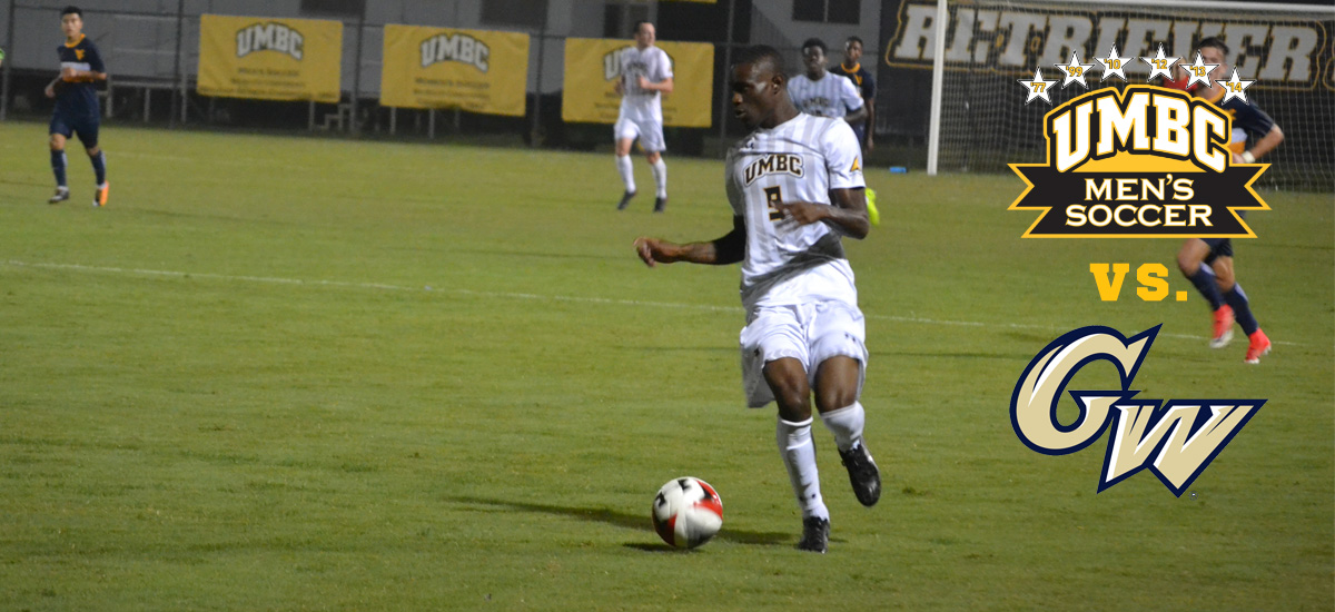 Retriever Soccer Heads to D.C. for Saturday Matinee with George Washington