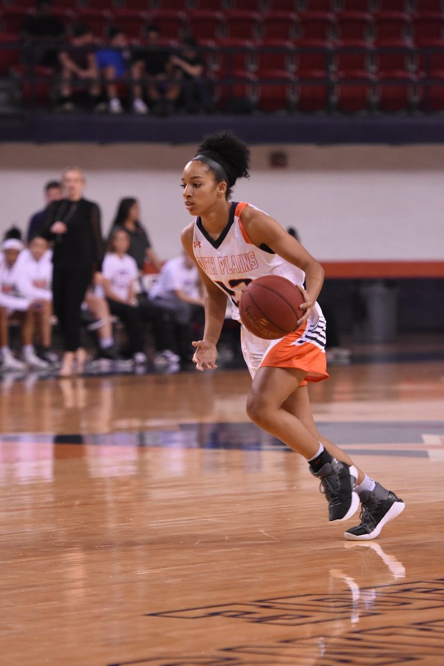Lady Texans fall to second-ranked New Mexico Junior College 63-49 Monday night in Hobbs