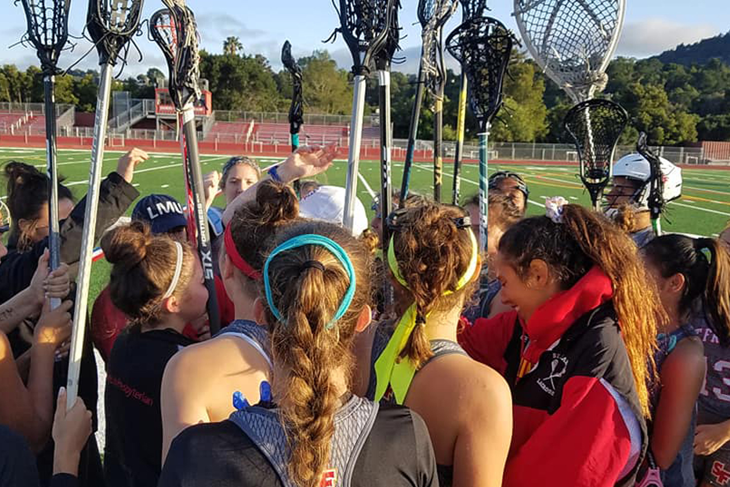 Lacrosse Battles Redwood in NCS First Round Playoffs