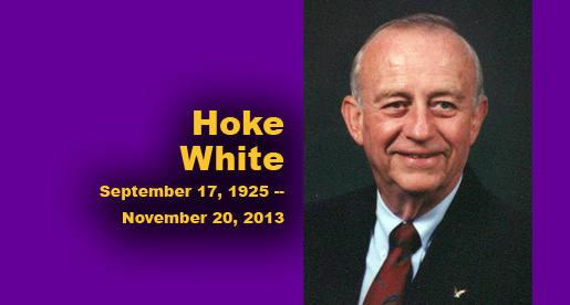 One of Tech's most loyal fans, Hoke White funeral is Saturday