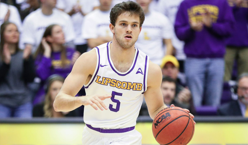 Quartet of Double-Digit Scorers Help Lipscomb Knock Off SMU in Dallas