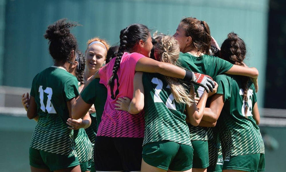 WOMEN'S SOCCER SETS PROGRAM RECORD, EXTENDING UNBEATEN STREAK TO 10 MATCHES, WITH DRAW ON SUNDAY