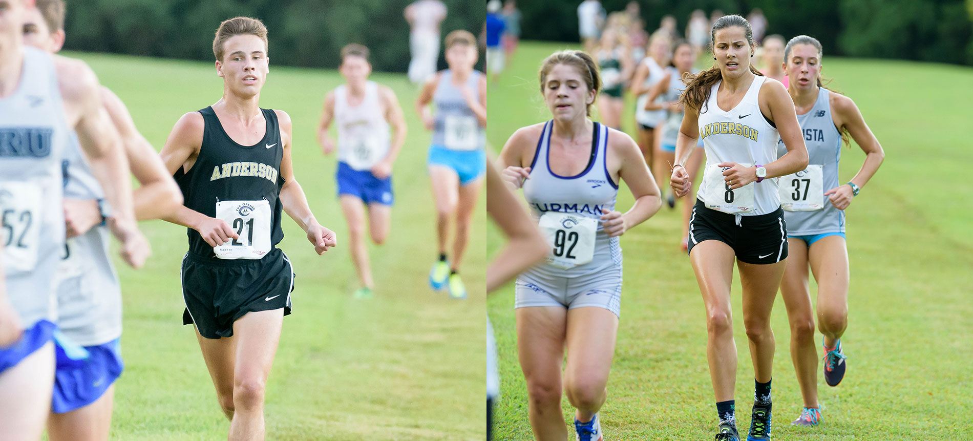 Cross Country Returns to Spartanburg for USC Upstate Invitational