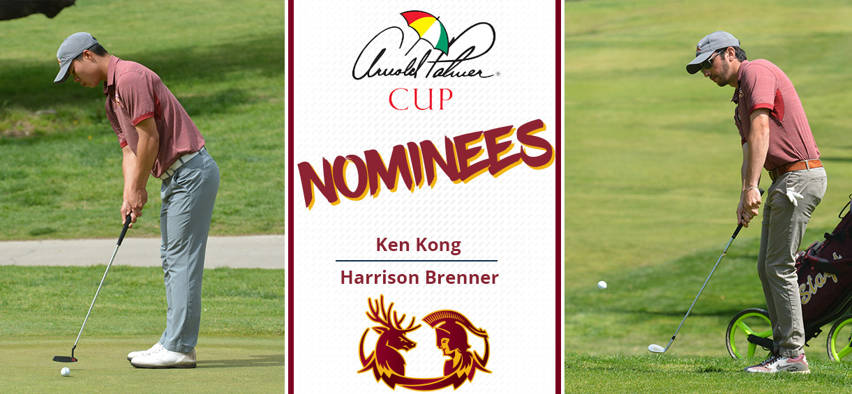 Brenner, Kong Earn Nominations for 2020 Palmer Cup in Ireland