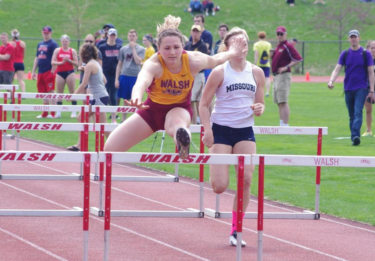 Track and Field Hosts Walsh Invitational Today and Tomorrow